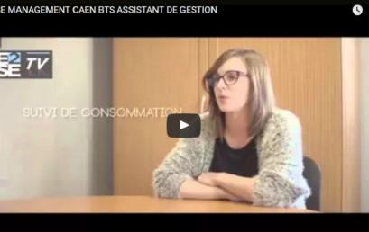 E2SE MANAGEMENT CAEN BTS ASSISTANT DE GESTION