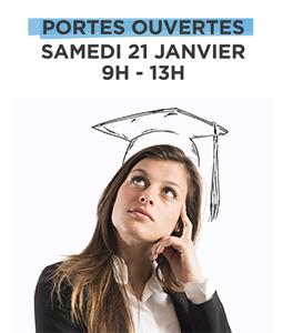 Prochaine JPO : janvier 2017