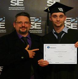 Remise des diplômes 2016 : So What ?