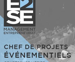 Conférence Métier : Chef de Projets Evénementiels