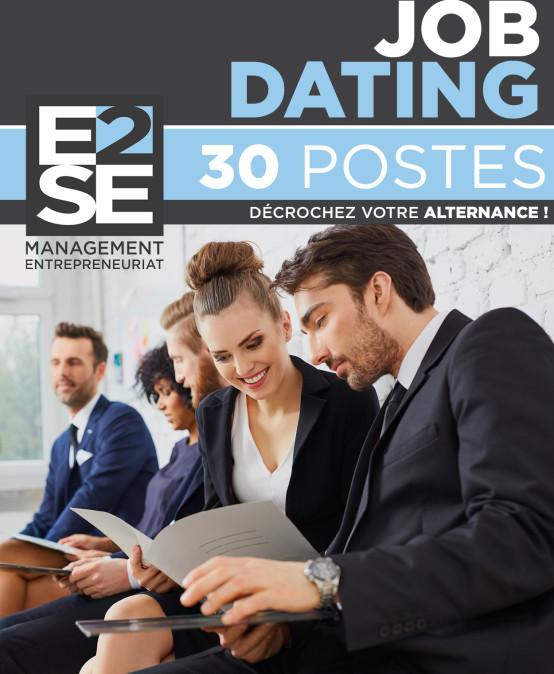 JOB DATING – 30 postes