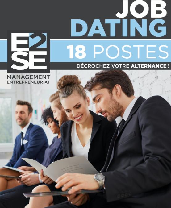 JOB DATING – 18 postes