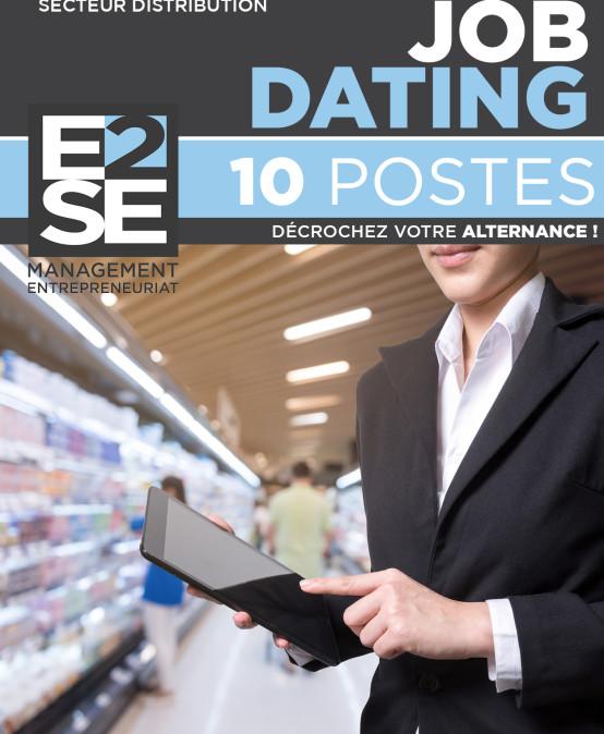 JOB DATING – 10 postes