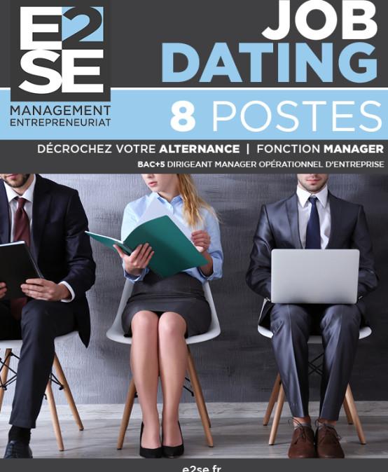JOB DATING – 8 postes