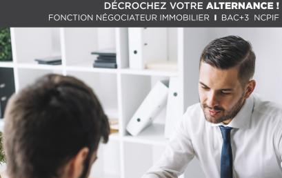 JOB DATING – Négociateur Immobilier