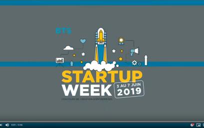 Start Up Week 2019