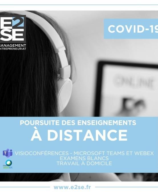 INFORMATION – COVID-19