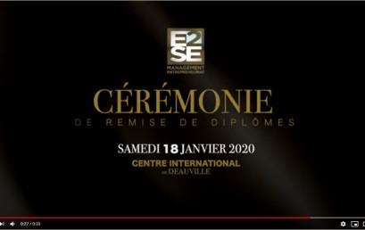 Teaser E2SE Management – Graduation Ceremony 2020
