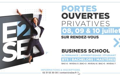 JOURNÉE PORTES OUVERTES PRIVATIVES