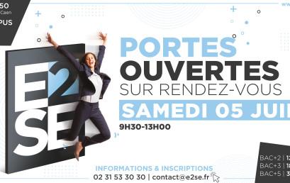 PORTES OUVERTES – SAMEDI 05 JUIN 2021